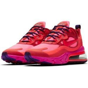 Nike Air Max 270 React Mystic Red/Bright Crimson